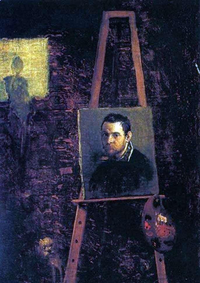 Портрет   Аннибале Карраччи