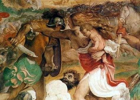 Росписи Палаццо Маньяни   Аннибале Карраччи