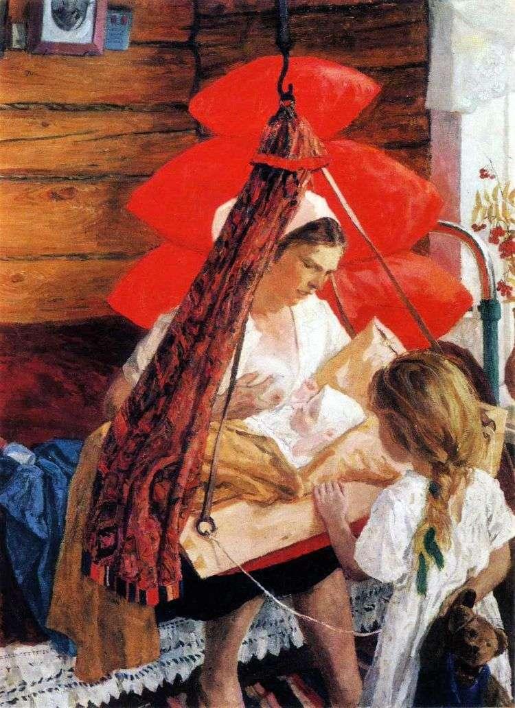 Мама   Аркадий Пластов