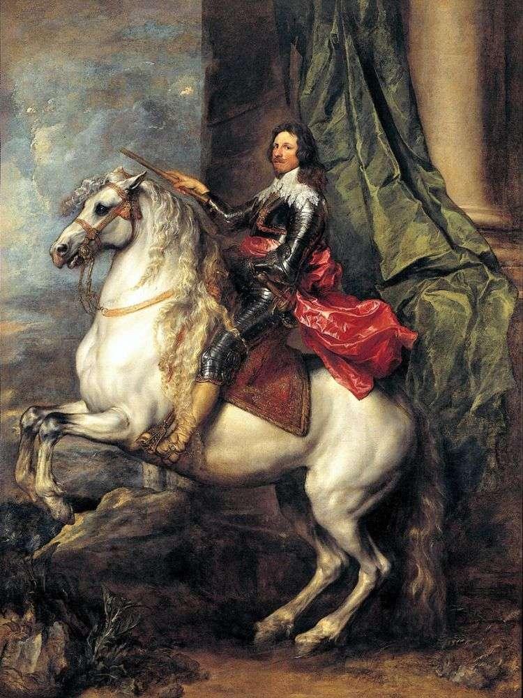 Принц Томмазо Франческо де Савойя Кариньян   Энтони Ван Дейк