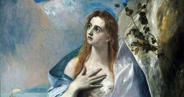 Мария Магдалина   Эль Греко