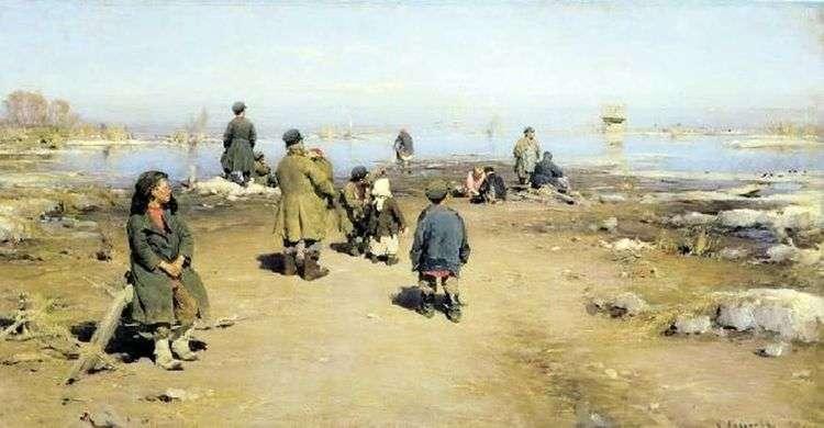 Лед прошел   Абрам Архипов