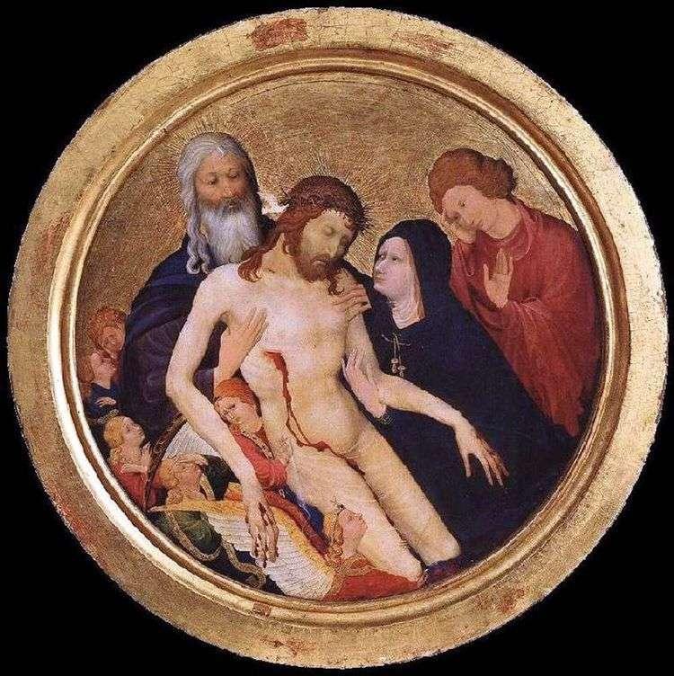 Оплакивание Христа   Жан Малуэль