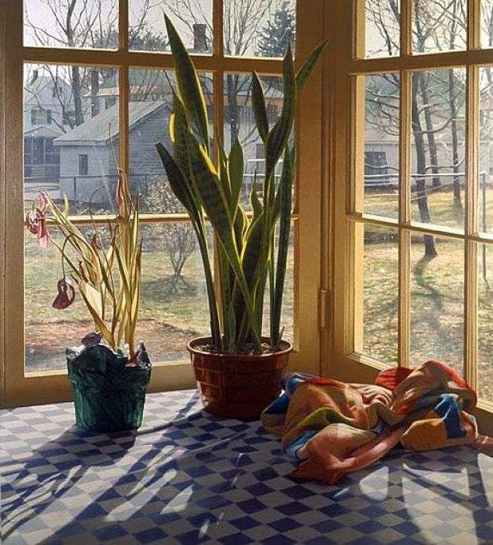 Натюрморт в начале весны   Скотт Прайор