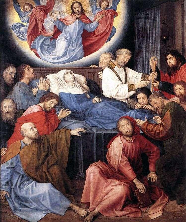 Смерть Марии   Хуго Гус
