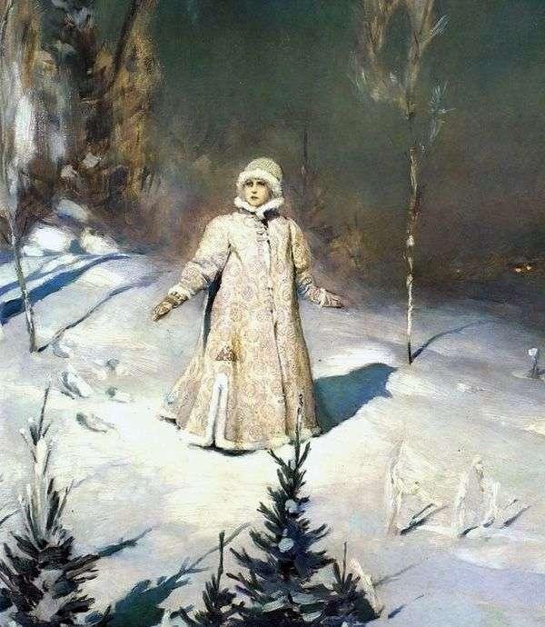 Снегурочка   Виктор Васнецов