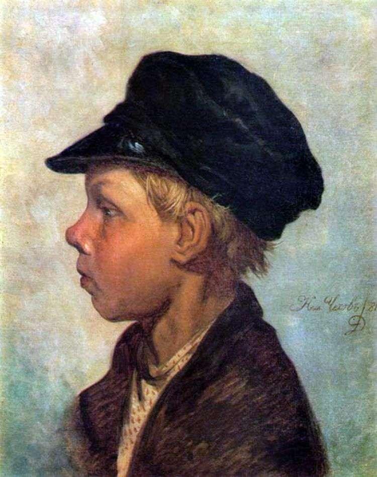 Крестьянский мальчик (Ванька Жуков)   Николай Чехов
