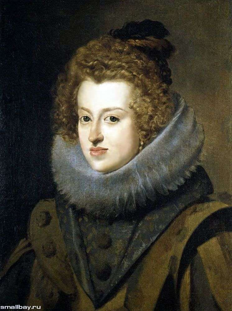 Инфанта Мария Анна, королева Венгерская   Диего Веласкес