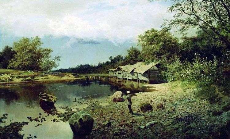 Забытая мельница   Александр Киселев