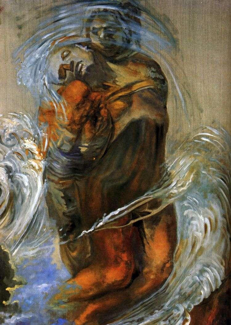 Pieta (Пьета)   Сальвадор Дали