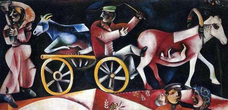 Продавец скота   Марк Шагал
