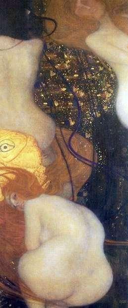 Золотые рыбки   Густав Климт