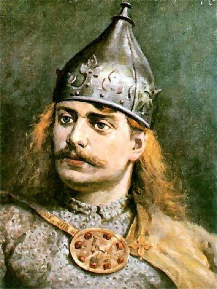 Портрет Болеслава III Кривоустого   Ян Алоизий Матейко