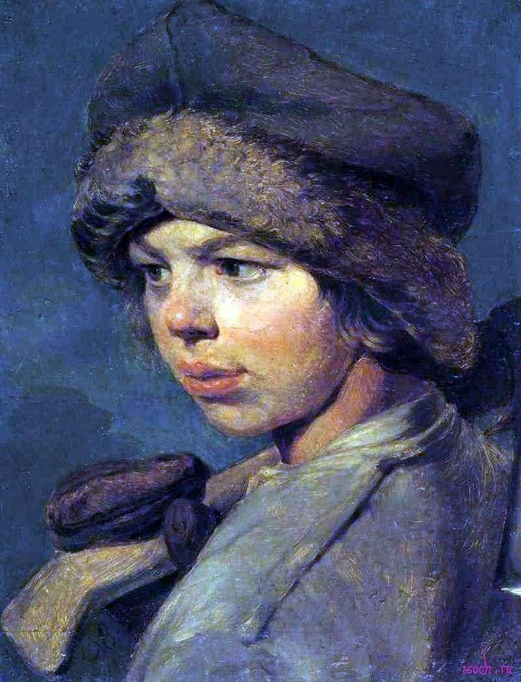 Захарка   Алексей Венецианов