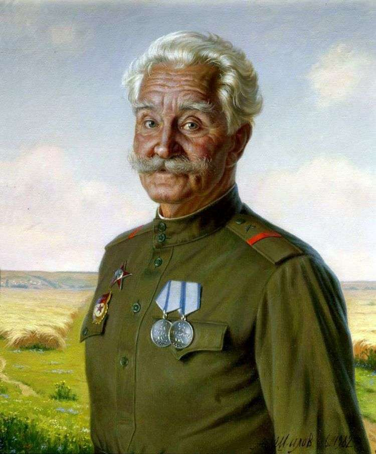 Непобедимый   Александр Шилов