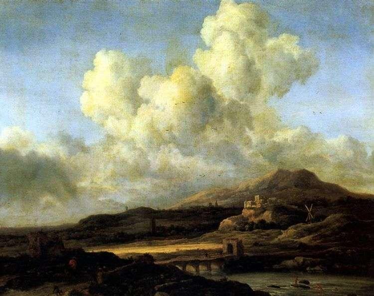 Луч Солнца   Якоб ван Рейсдал