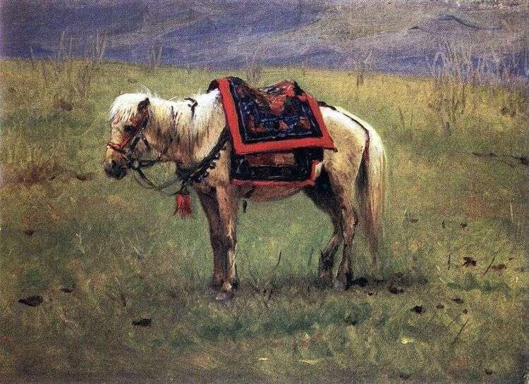 Гималайский пони   Василий Верещагин
