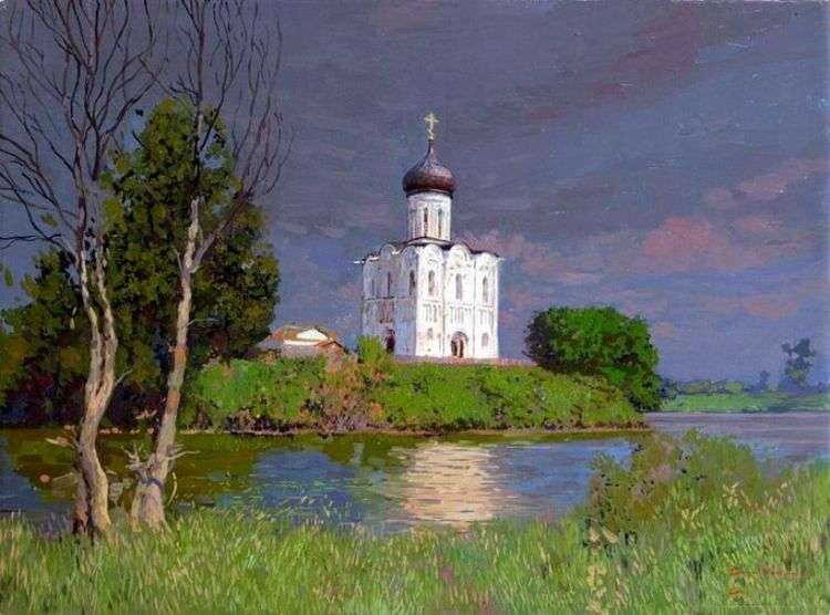 Храм Покрова на Нерли   Сергей Баулин