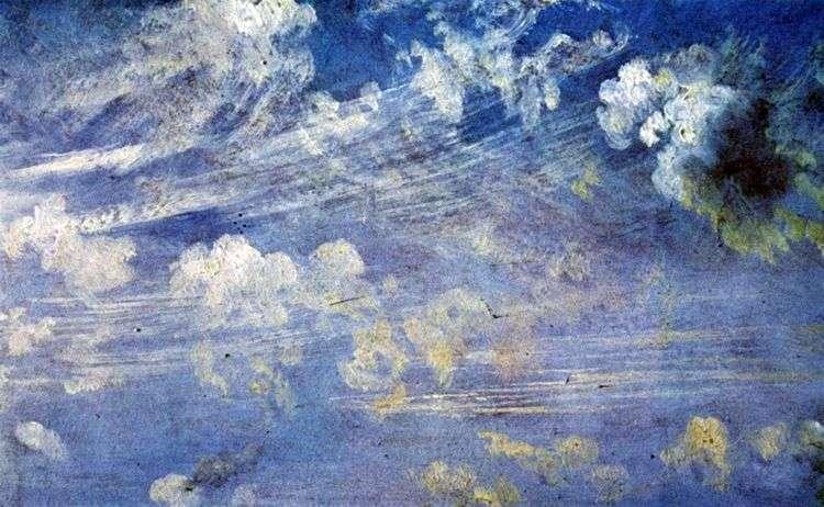 Перистые облака   Джон Констебл