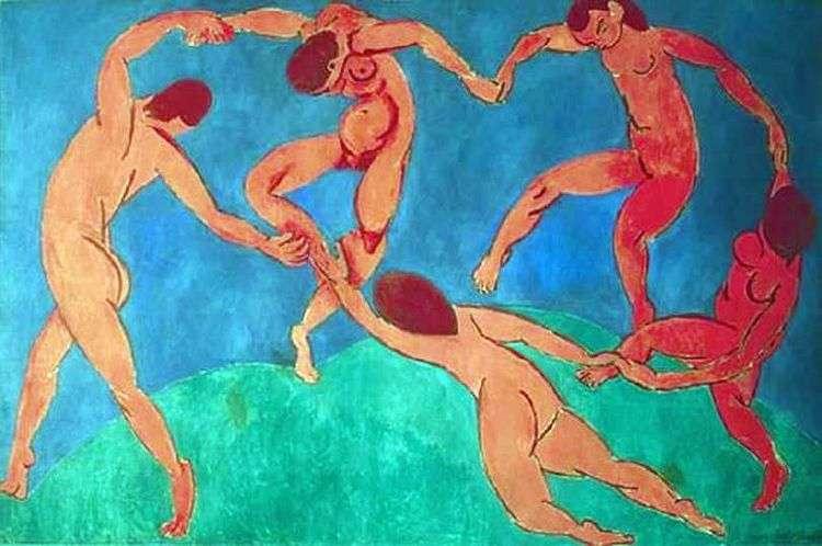 Танец   Анри Матисс