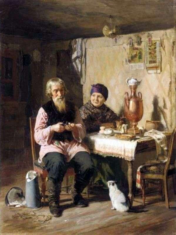 Время для чая   Алексей Корзухин