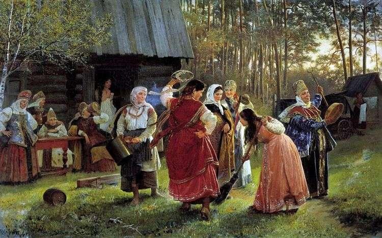 Девичник   Алексей Корзухин