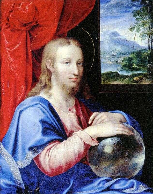 Христос, спаситель мира   Бартоломеус Шпрангер