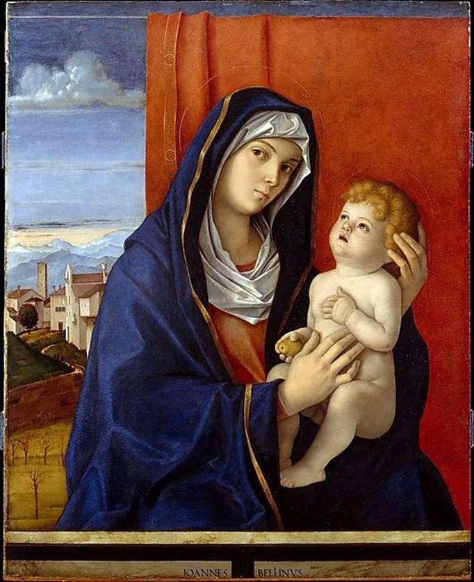 Мадонна с Младенцем   Джованни Беллини
