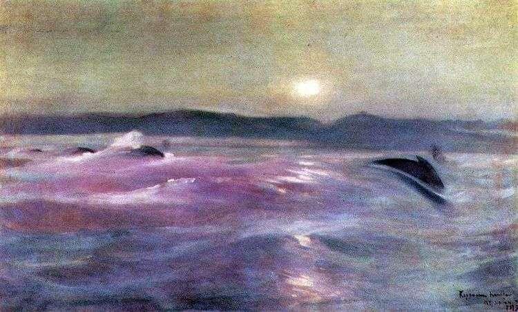 Ледовитый океан. Мурманск   Константин Коровин