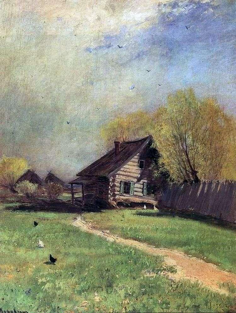 Ранняя весна   Константин Коровин