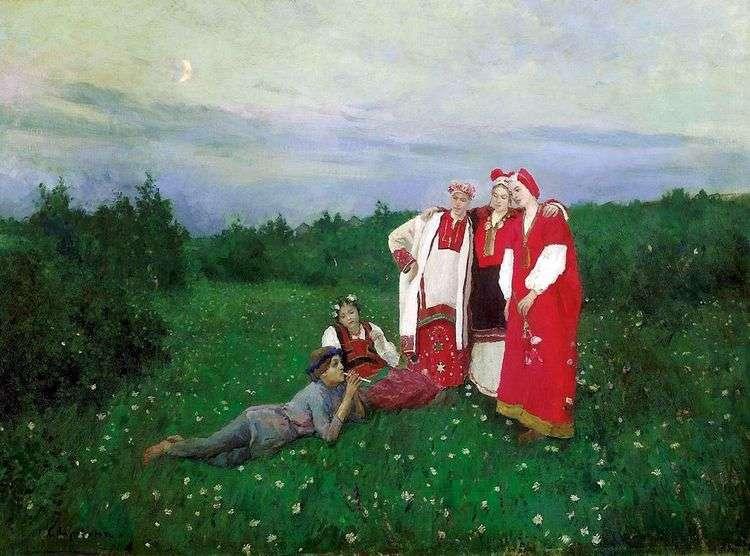 Северная идиллия   Константин Коровин
