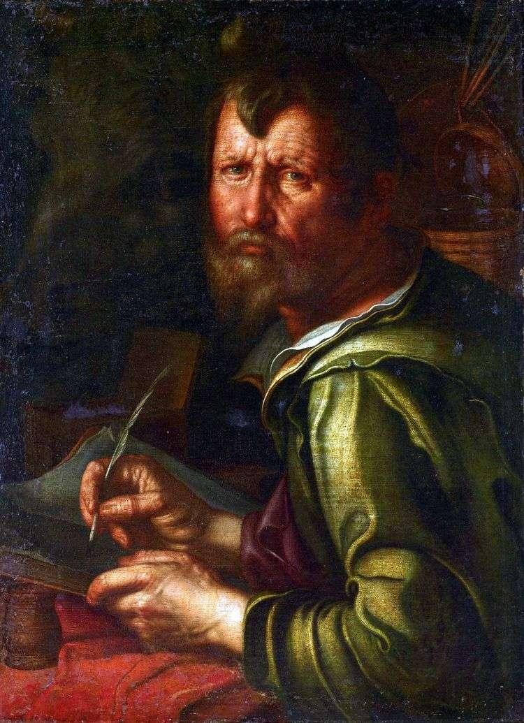 Евангелист Лука   Иоахим Эйтевал