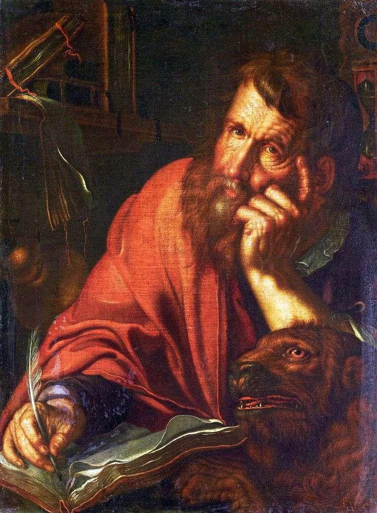 Евангелист Марк   Иоахим Эйтевал