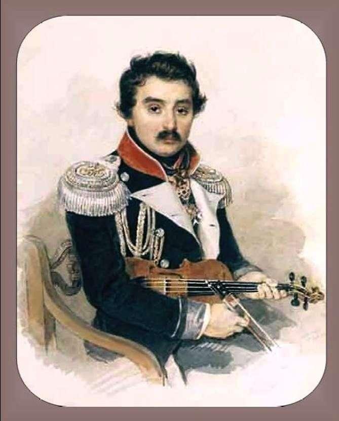 Портрет А. Ф. Львова   Петр Соколов