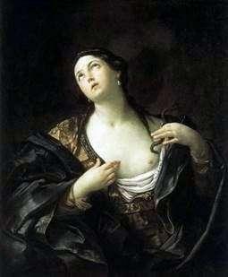 Смерть Клеопатры   Гвидо Рени