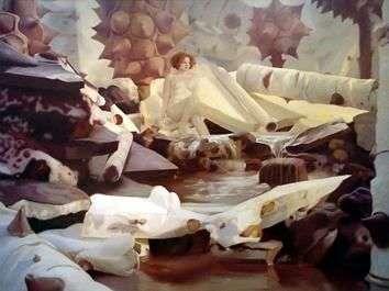 В сказочном лесу   Уилл Коттон
