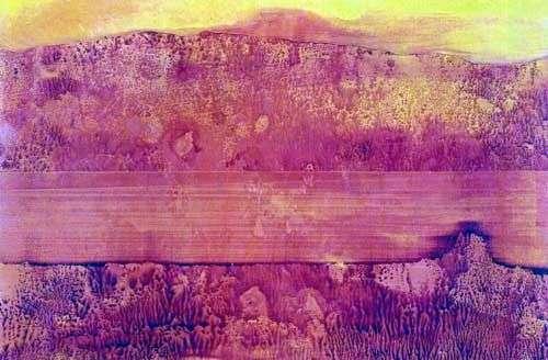 Река Колорадо   Макс Эрнст