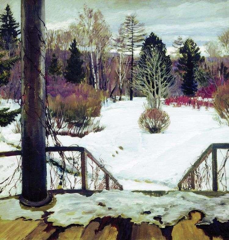 Весна идет   Сергей Виноградов
