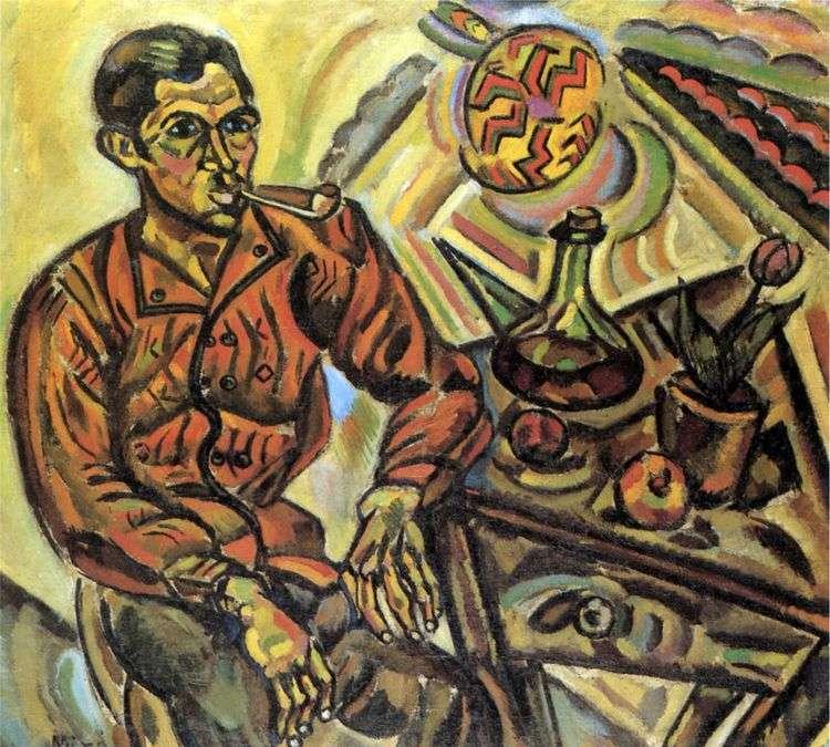 Портрет Нубиолы   Хуан Миро