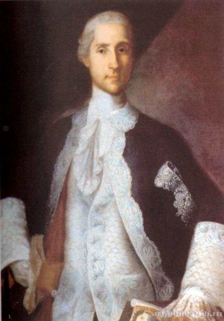 Портрет Н. И. Тишинина   Иван Вишняков