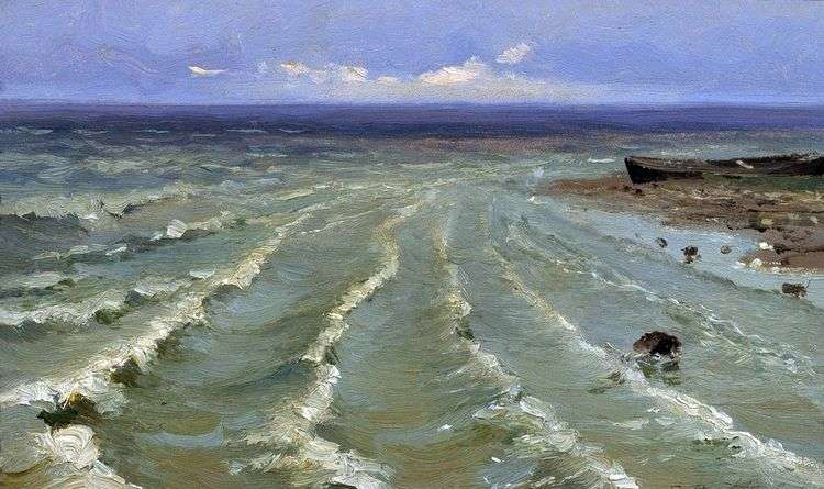 Море   Ефим Волков